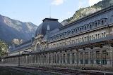 Estación ferrocarril-Huesca