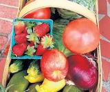 Food - Fruit & Veg Basket