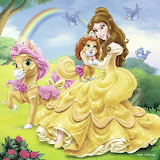 Belle and her Pets