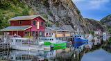 Quidi Vidi - Newfoundland Canada