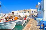 Naoussa harbour, Paros
