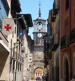Ponferrada Templar Castle Street