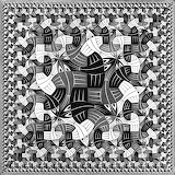 Escher - Square Limit