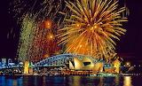 #Sydney New Year's Eve Fireworks