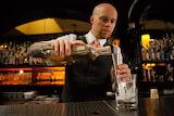 Barman y los tragos