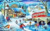 Ray Cresswell-Vacanze invernali