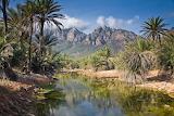 river in desert