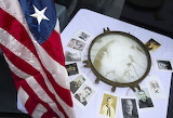 Pearl Harbor Day USS UTAH Porthole & Louisiana Servicemen