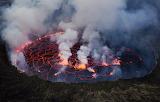 volcano Mount Nyiragongo