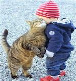 Gat i Vailet - Cat & Children