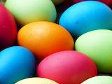 Rainbow Omelet Eggs