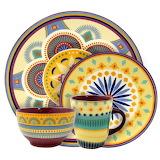 ^ Puesta De Sol dinnerware