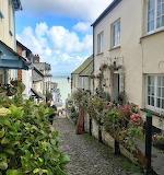 Clovelly Village England UK Britain