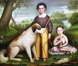 Shackelford Children, Williams Stamms Shackelford, 1857