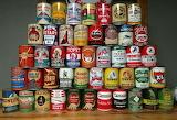 Retro Oil Cans