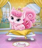 Princess Aurora's Cat Beauty