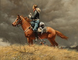 Frank-McCarthy-The-Outrider