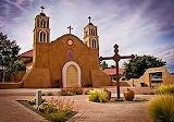 Spanish Church Soccoro NM