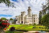 Castle Hluboká-Czech