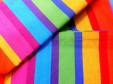 Rainbow-napkins