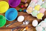 Easter Egg Dying Stuff