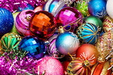 Christmas Baubles @ wall.alphacoders.com...