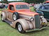 Plymouth pickup custom 1937
