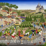 Tour de France - Louise Braithwaite