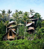 "Architecture archdaily ""Ananda House"" ""Abiansemal, Indonesia ""Ar"