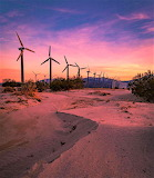 Windmills in the Valley