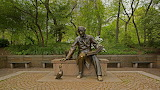 HC Andersen, New York Central Park