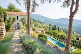 Beautiful rural French stone villa, gardens and pool
