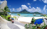 Paradise Island of Bora Bora