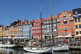 COPENHAGUE Port de Nyhavn