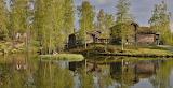 Morning at Maihaugen, Norway