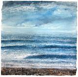 Pentreath Sea by Kit Johns