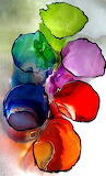 ^ Color of glass