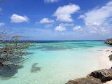 Mangel Halto beach, Aruba, Caribbean