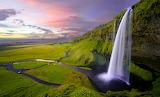 Robert Lukeman Seljalandsfoss Waterfall, Iceland