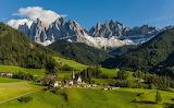 Santa Maddalena, South Tyrol, Italy