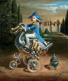 Dodocycle by Michael Cheval