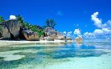 Rocky shore hi-res
