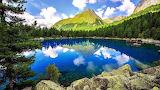 Горное озеро 5