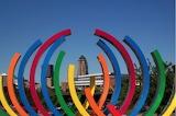 Rainbow Sculpture 2