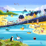 Puffins Pasties and Puppets - Anne Blundell