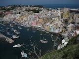 ITALY PROCIDA Amalfi-Coast