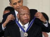 John R. Lewis, Presidential Medal of Freedom, 2011