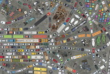 """Architecture archdaily """" Cássio Vasconcellos Captures Chaotic U"""