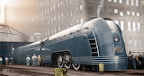 Mercury Train in NY