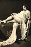 Vintage Flapper Girl Pin-up Poster - 04